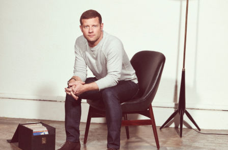 Dermot O'Leary joins GQ as contributing editor