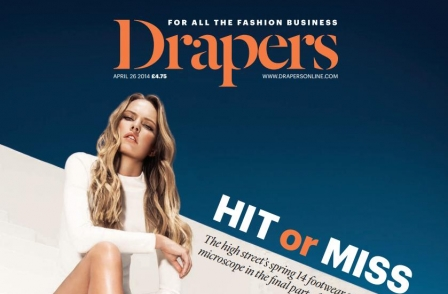 Drapers appoints new fashion editor amid editorial shake-up