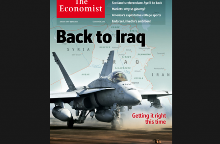 Mag ABCs 2015, digital editions: Economist leads growth in sector which accounts for 1.8 per cent of total sales
