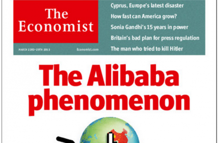 Seriously popular: The Economist now claims to reach 5.3m readers a week in print and online