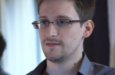 Snowden helping develop tools to protect journalists and whistleblowers - 'to make the game a little more fair'