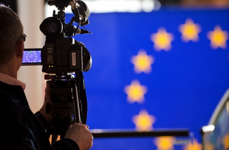 Broadcasters prepare for first live debate with European Commission hopefuls