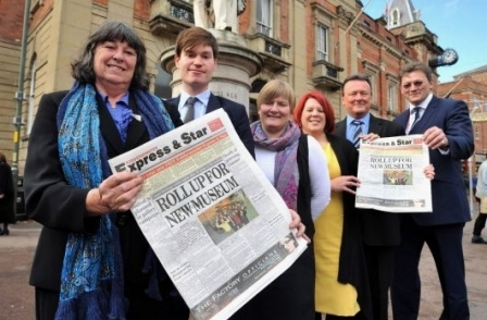 Express & Star launches new weekly edition in Kidderminster