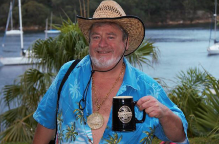 Journalist of the Year who moved to Australia Frank Thorne dies aged 72