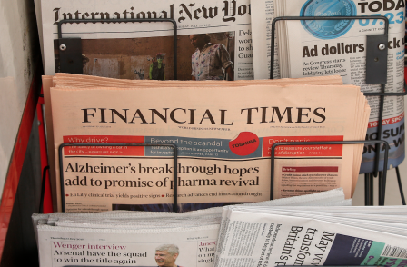 FT journalists ask new owner Nikkei for written guarantees of editorial independence