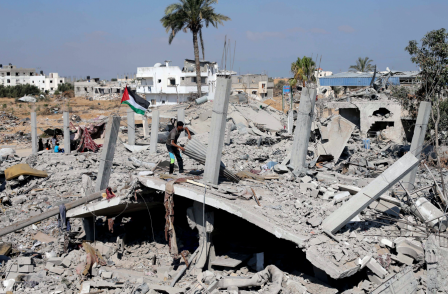 IFJ: Two agency journalists killed by unexploded Israeli bomb in Gaza