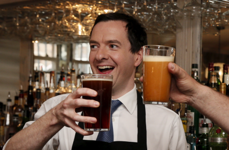 George Osborne should take the chance to do for local news what Gordon Brown did for breweries