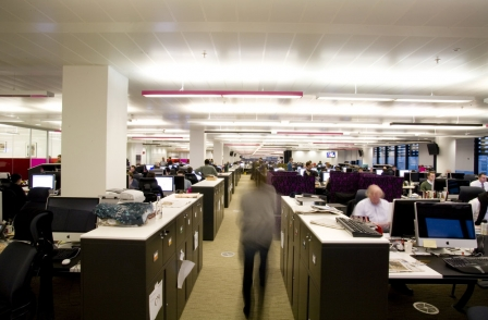 Guardian declares commitment to print amid staff fears over future of Observer