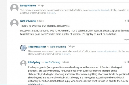 Guardian research reveals its ten most abused writers by online commenters are all women or black men