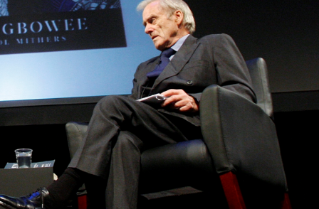 Leading editors pay tribute to Sir Harold Evans: 'He is the sort of journalist we would all like to be'