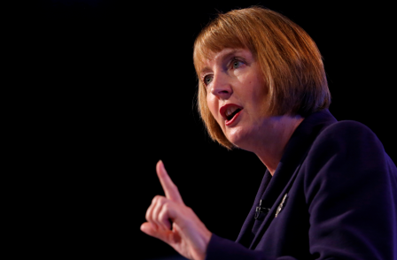 Harriet Harman calls for 15 per cent cap on media ownership alongside 'fit and proper person' test