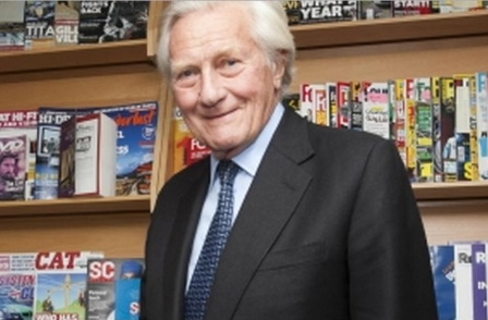 Lord Heseltine takes full control of Haymarket after decade-long share buyback