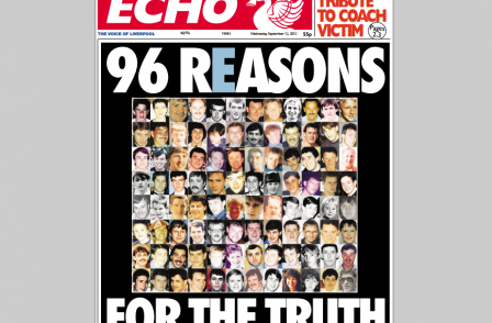 Regional Press Awards 2012 winners: Liverpool Echo claims four prizes