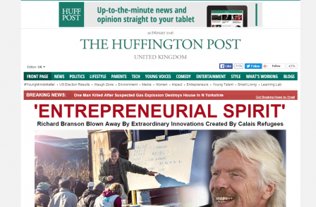 Stephen Hull and the blockheads: Backlash against HuffPo ed's claim unpaid articles are 'more authentic'
