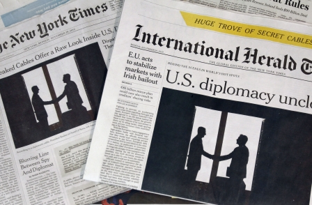The International Herald Tribune to be renamed The International New York Times