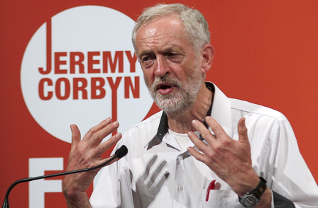 Corbyn signals intention to tackle Murdoch's concentration of media ownership