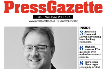 PG weekly: Ashley Highfield defends under-fire Johnston Press relaunch strategy