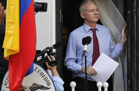 Ofcom rejects Assange nightclub privacy breach claim
