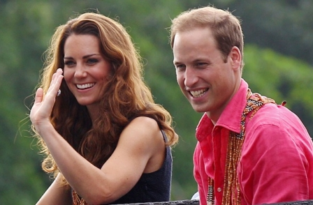 Italian gossip magazine publishes pic of pregnant Duchess in bikini