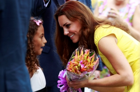 Hello! avoids privacy case after printing pap holiday shots of Kate Middleton and Prince George