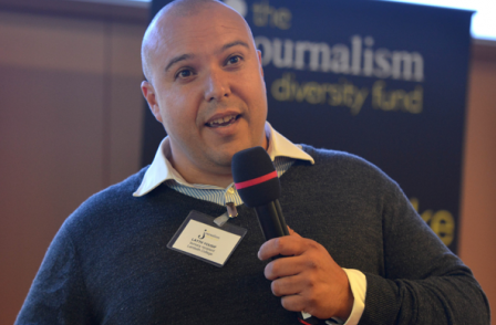 'From covering council meetings to Bedford's biggest sunflower, I love what I do' - BBC hosts Journalism Diversity Fund