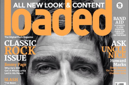 Loaded becomes latest lads' mag to close after sales drop from 300,000 to 10,000 in a decade