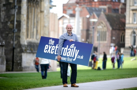 Former Northcliffe editor takes Exeter Daily website model into Plymouth