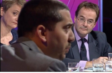 Mehdi Hasan: Mail only published my column application letter because Question Time clip went viral