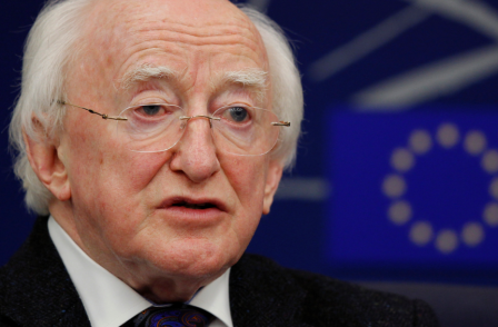 Forbes magazine apologises for article describing Irish president as gay