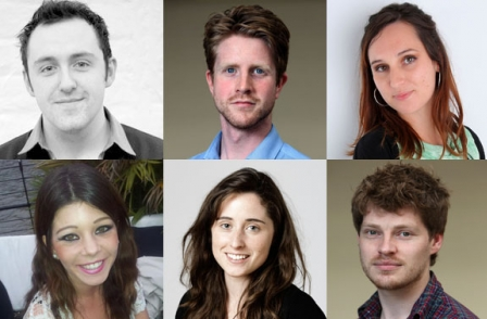 British Journalism Awards 2012 showcase: New Journalist of the Year finalists