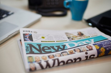 The New Day: Price rises to 50p and sales believed to have dropped below 100,000