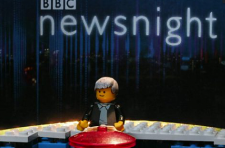 Newsnight average audience down 5 per cent in Katz era, but share is up in recent months
