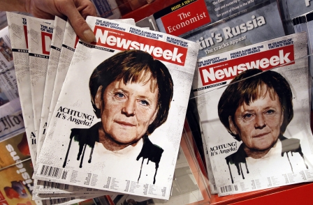 Newsweek becomes latest online title to launch print edition