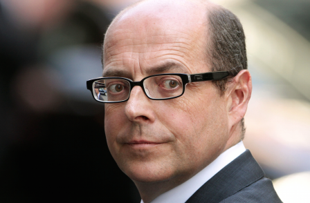 Nick Robinson compares Scotland to Putin's Russia but regrets spat with Alex Salmond