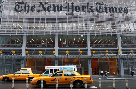 London staff set to increase as New York Times announces $50m global expansion