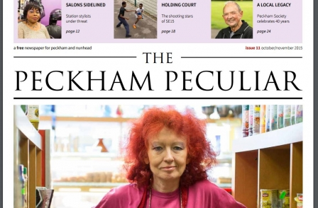 Peckham Peculiar founders launch new crowdfunded local newspaper for Dulwich