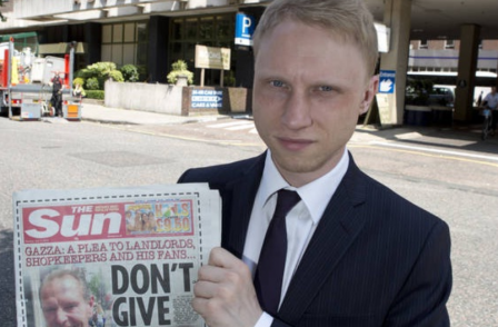 'Over the top and ridiculous' says second Sun journalist cleared of 'handling' stolen mobile he never saw