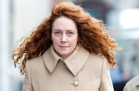 GQ fined £10k for publishing 'improper attack' on Rebekah Brooks during hacking trial