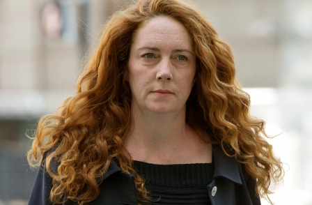 Four security guards accused of helping to destroy Rebekah Brooks evidence have case against them dropped
