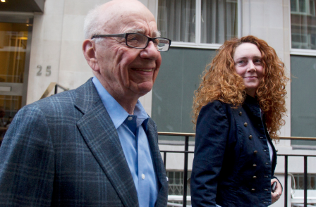 CPS mulls corporate criminal charge against News UK as Rebekah Brooks set to head up News Corp in London