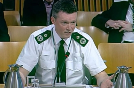 Police Scotland deputy chief steps down after overseeing 'reckless' journalist sources grab