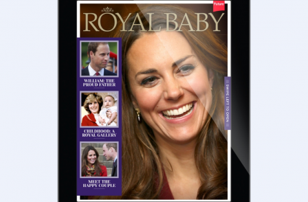 Appy days: Royal Baby news straight to your phone courtesy of PA and Future