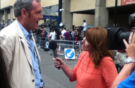 Royal baby press pack goes home: 'It's the longest I've ever worked on a story with so little information to report'