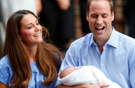 BBC News claims traffic record of 19.4m browsers on day of royal birth