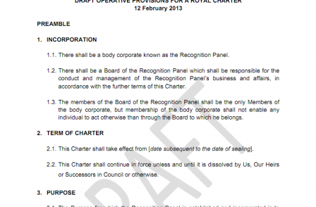 Hacked Off  'certain' Pressbof Royal Charter will be rejected by Privy Council
