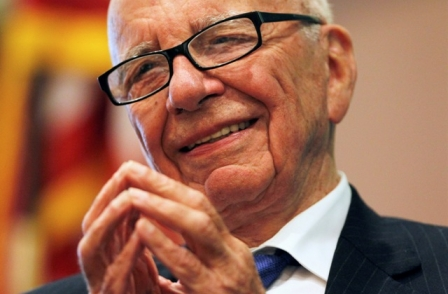 Murdoch admits knowledge of illegal payments, News Corp says he was showing 'empathy'