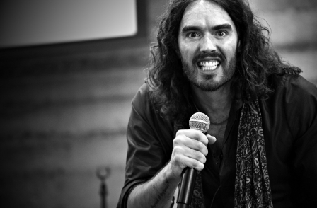Russell Brand sues the Sun on Sunday for libel over claims he cheated on Jemima Khan