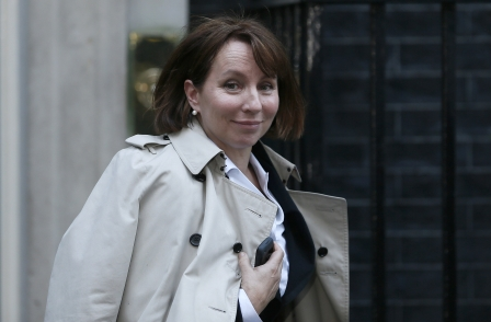 Evening Standard's Sarah Sands taking pay cut for Today editor role she sees as an 'honour'