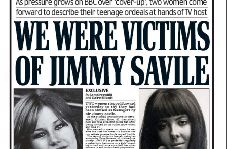 Freelance who broke Savile story says Leveson-effect stopped nationals running with it