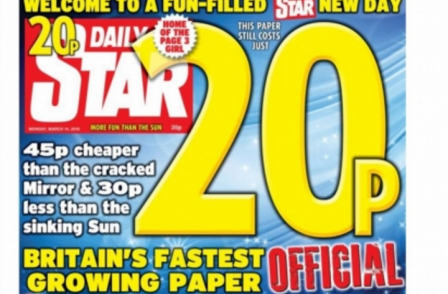 National press ABCs: Cut-price Star closes on Mirror, bulks grow Times, Indy bows out at 39,000 sales